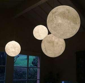 超大胆创意超级月亮装饰搬回家汕尾
